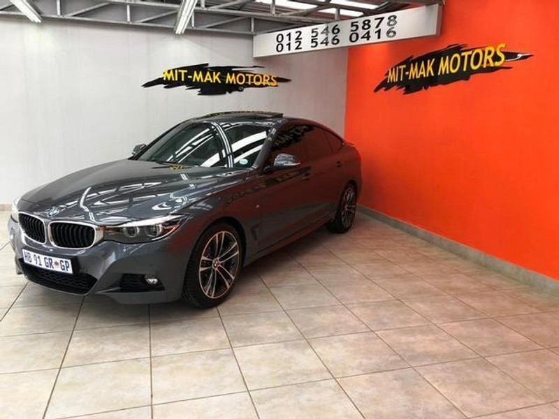 used bmw 3 series 340i gt m sport auto f34 for sale in gauteng id 3208521. Black Bedroom Furniture Sets. Home Design Ideas