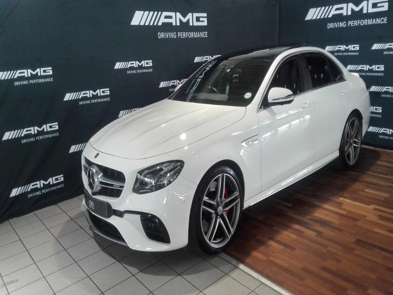 used mercedes benz e class amg e63 s 4matic for sale in western cape id 3209293. Black Bedroom Furniture Sets. Home Design Ideas