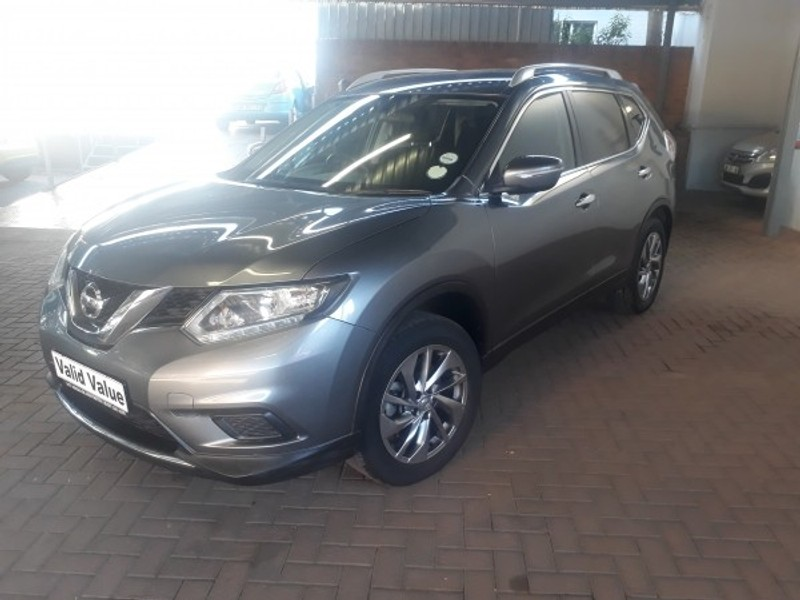 nissan x trail manual 2016