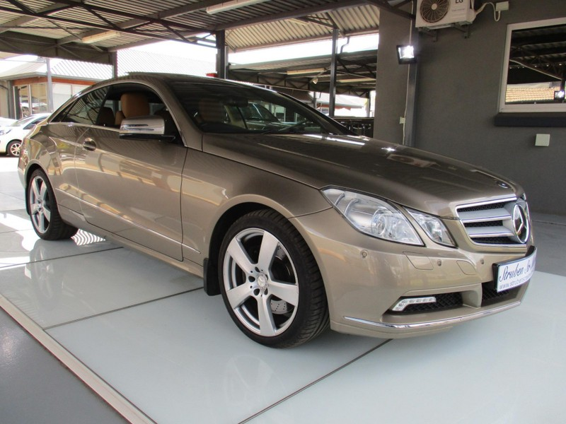 used mercedes benz e class e 500 coupe for sale in gauteng id 3211797. Black Bedroom Furniture Sets. Home Design Ideas