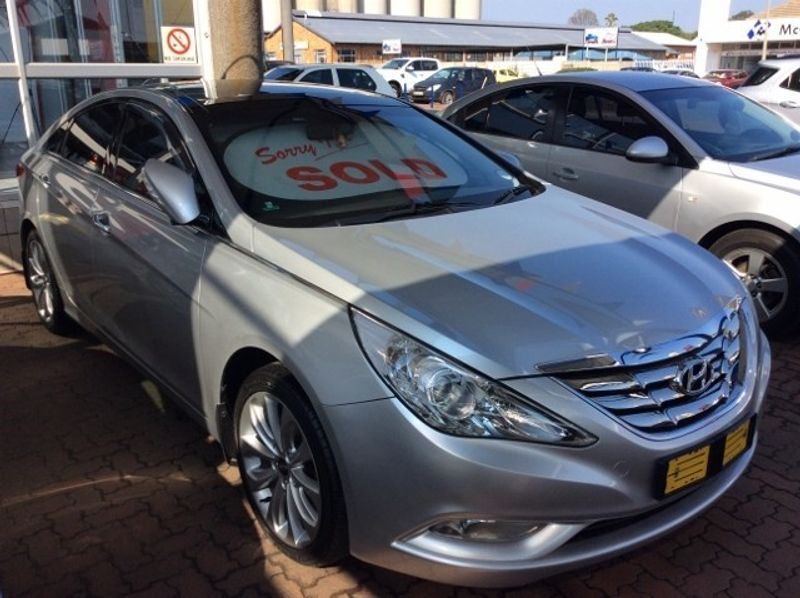 Used Hyundai Sonata 2 4 Gls Executive A T For Sale In Mpumalanga Cars Co Za Id 3212147