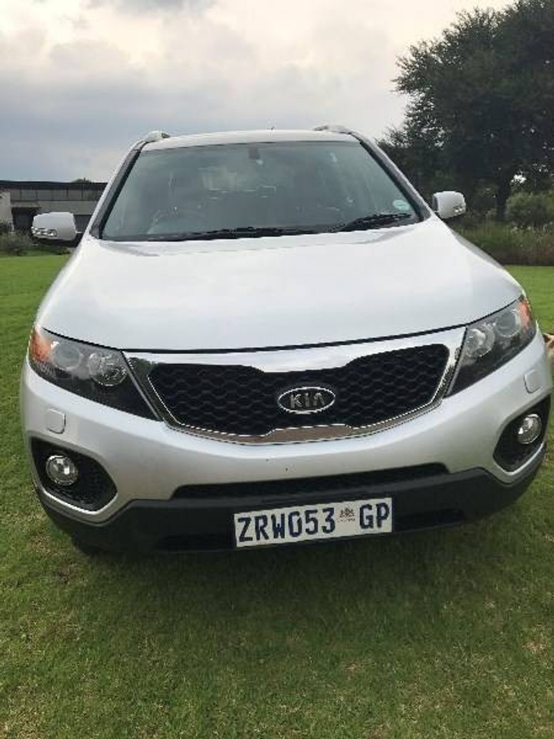 used kia sorento 3 5 a t 7 seat for sale in gauteng id 3212241. Black Bedroom Furniture Sets. Home Design Ideas