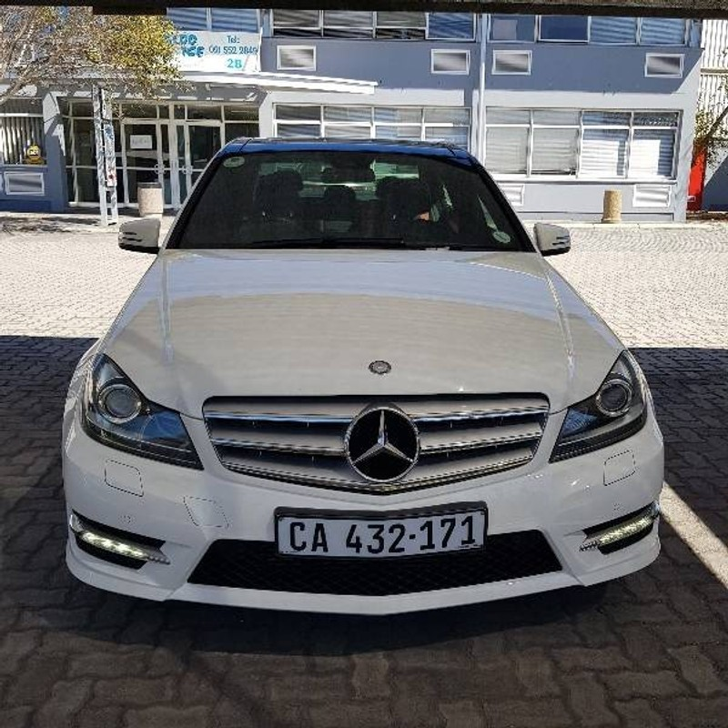 Used mercedes benz c class c180 estate amg line auto for for Mercedes benz c class sale