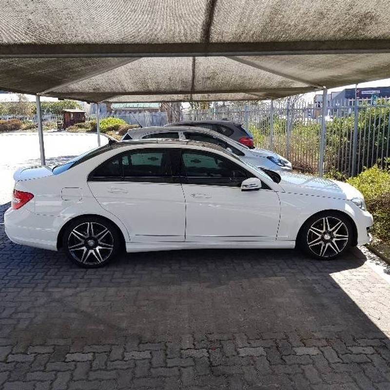 Used Mercedes-Benz C-Class C180 Estate AMG Line Auto For