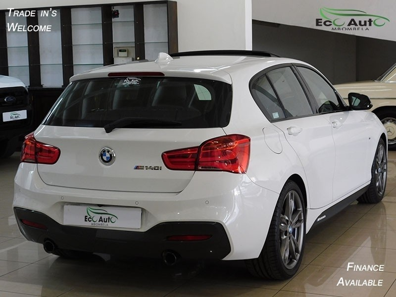 used bmw 1 series m140i edition m sport 5 door auto f20 for sale in mpumalanga. Black Bedroom Furniture Sets. Home Design Ideas