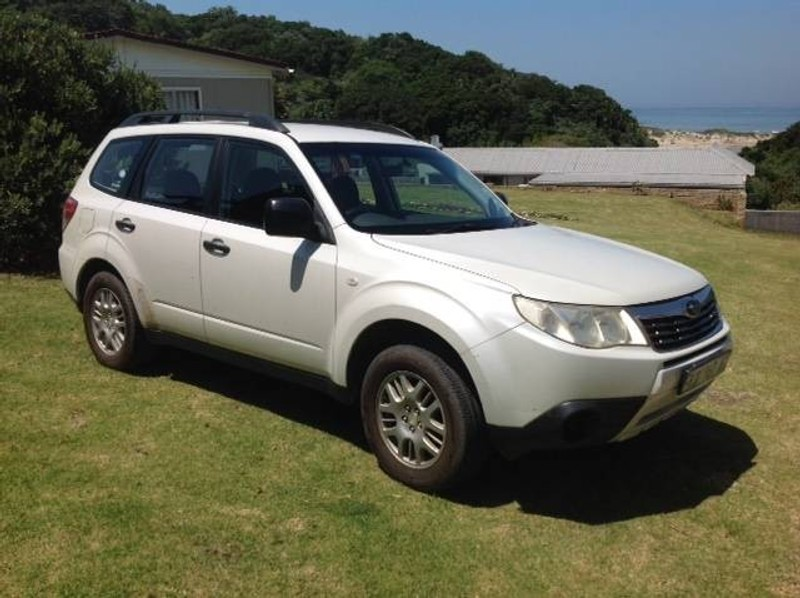 used subaru forester 2 5 x for sale in eastern cape id 3213069. Black Bedroom Furniture Sets. Home Design Ideas
