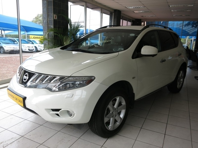 used nissan murano for sale in gauteng id 3213757. Black Bedroom Furniture Sets. Home Design Ideas