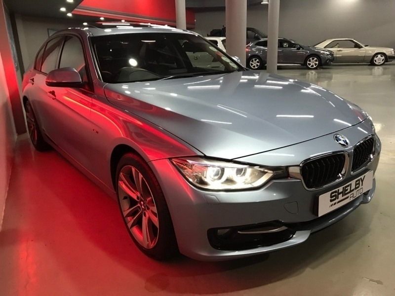 used bmw 3 series 320i m sport line a t f30 for sale in gauteng id 3214595. Black Bedroom Furniture Sets. Home Design Ideas