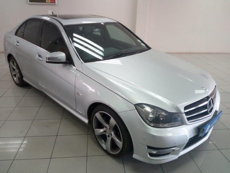 Used mercedes benz c class c180 be avantgarde a t for sale for Mercedes benz c class sale