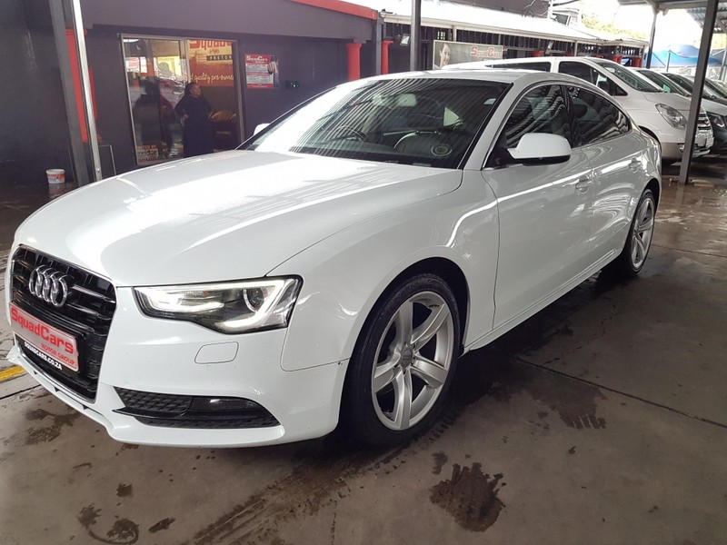 Audi a5 tdi for sale gauteng 14