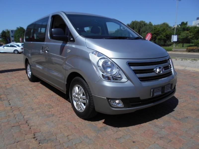 Used Hyundai H1 2 5 Crdi Wagon Auto For Sale In Gauteng