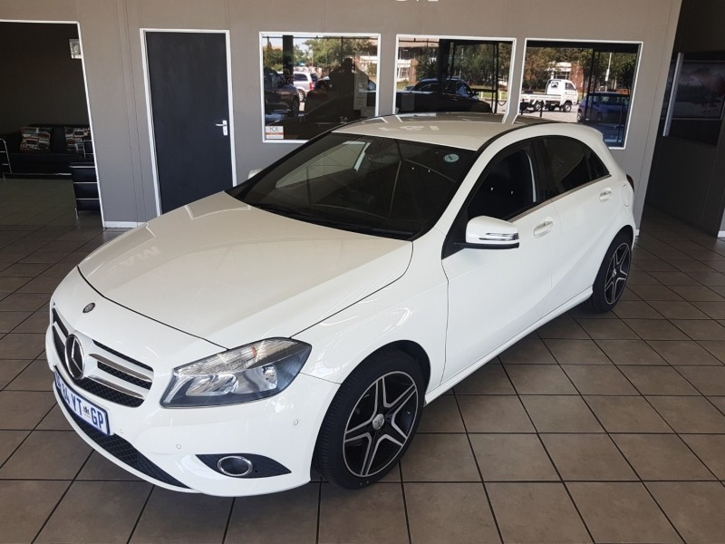 Used mercedes benz a class a 200 be a t for sale in for Fred martin mercedes benz
