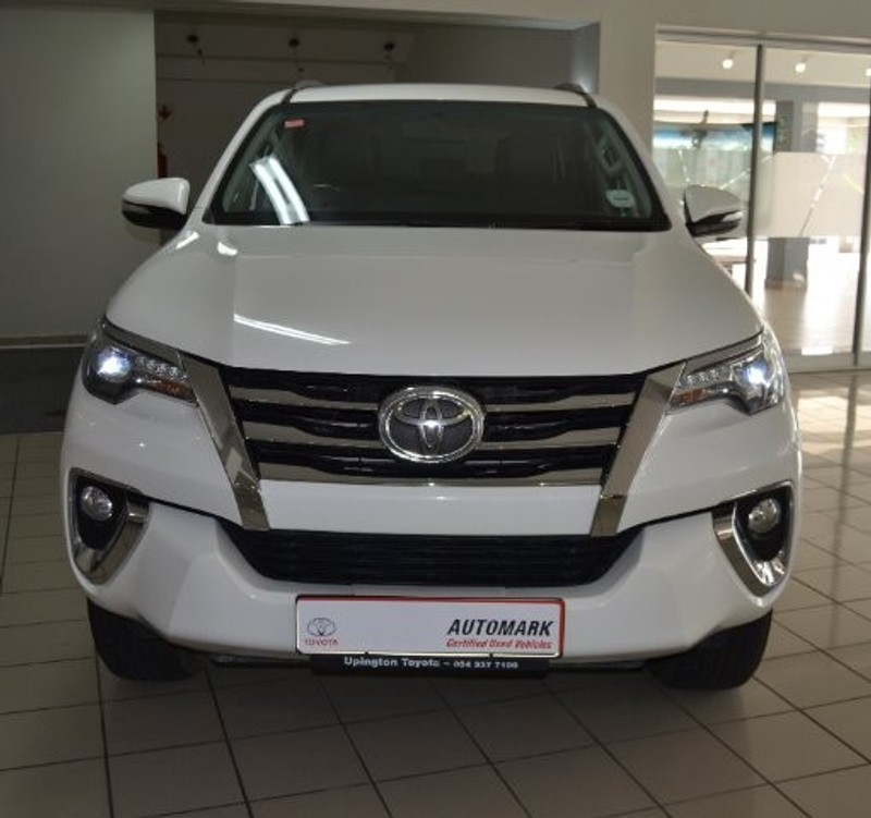 Used Toyota Fortuner 2.8GD-6 4X4 Auto For Sale In Western
