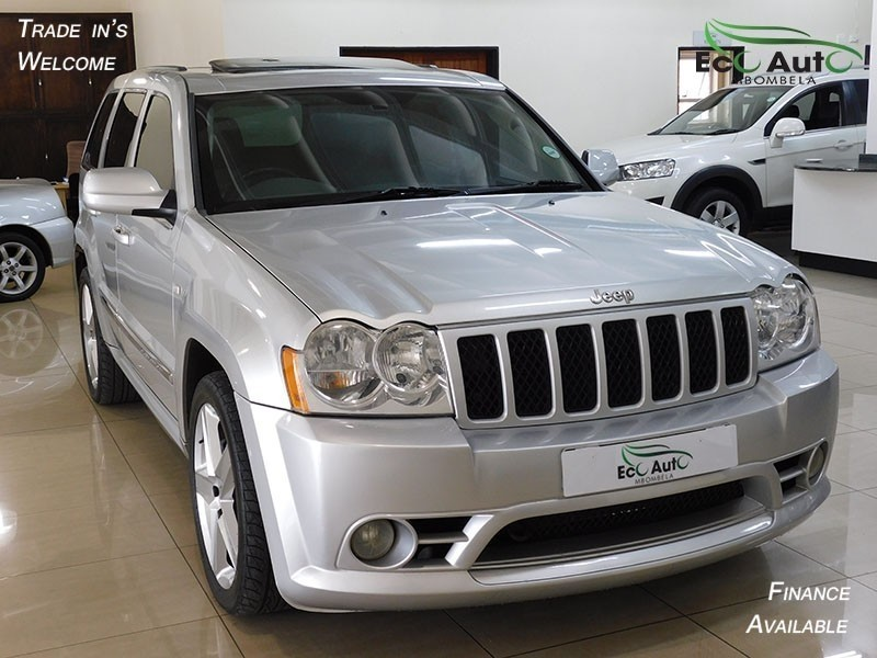 used jeep grand cherokee srt8 for sale in gauteng id 3217965. Black Bedroom Furniture Sets. Home Design Ideas