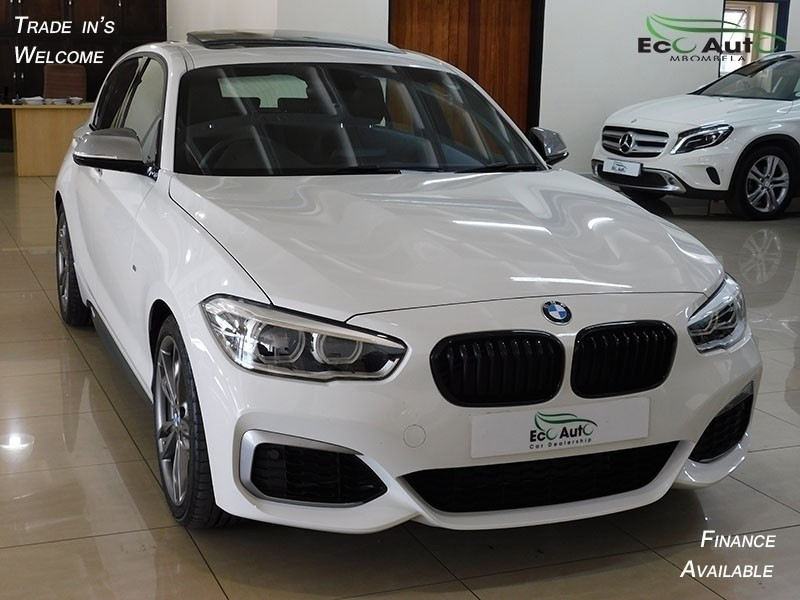 used bmw 1 series m140i edition m sport shadow 5 door auto f20 for sale in gauteng. Black Bedroom Furniture Sets. Home Design Ideas