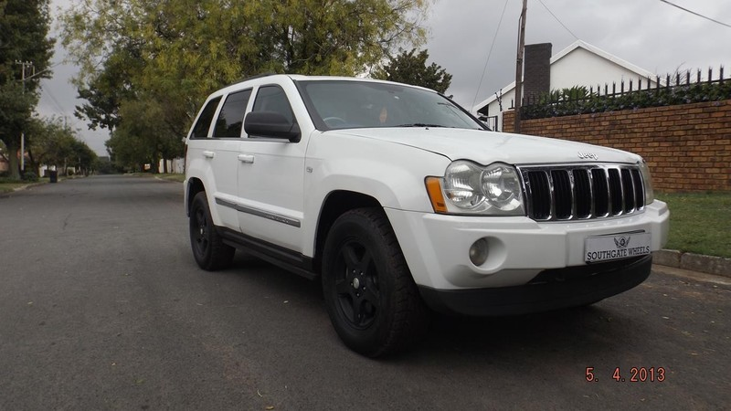 used jeep grand cherokee 5 7 hemi v8 ltd for sale in gauteng id 3219727. Black Bedroom Furniture Sets. Home Design Ideas