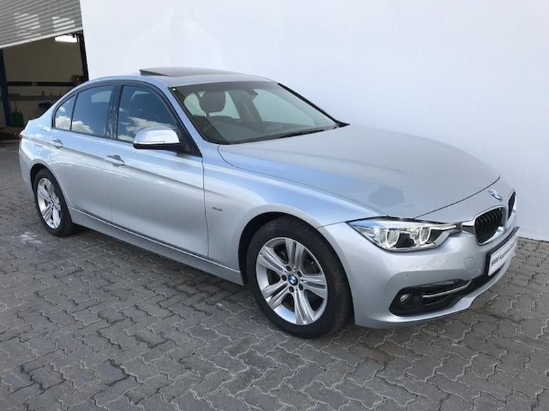 Used BMW 3 Series 318i Sport Line Auto For Sale In Gauteng