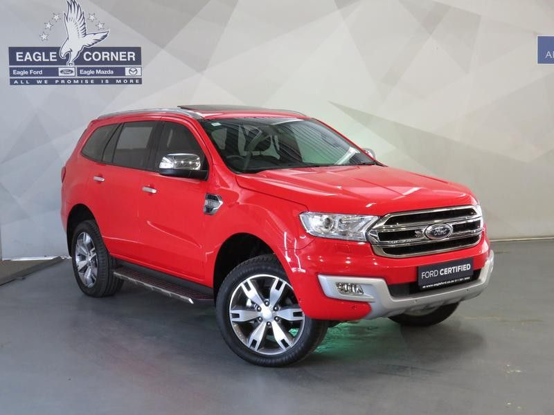 Used Ford Everest 3.2 LTD 4X4 Auto for sale in Gauteng - Cars.co.za
