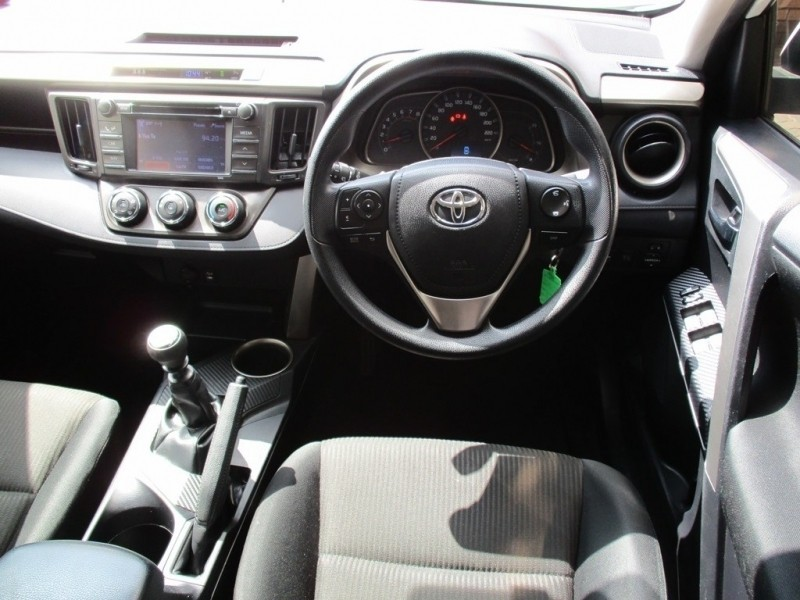toyota rav4 manual transmission 2013