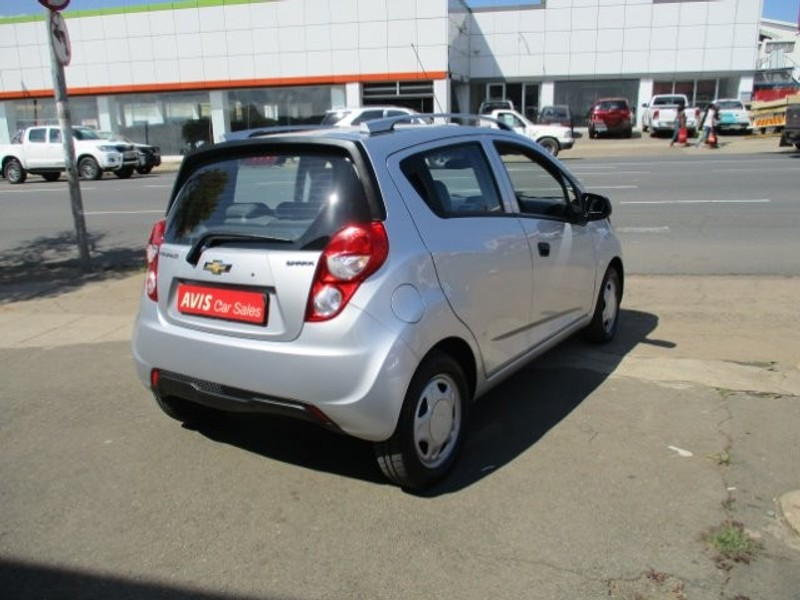 used chevrolet spark 1 2 l 5dr for sale in kwazulu natal id 3229067. Black Bedroom Furniture Sets. Home Design Ideas