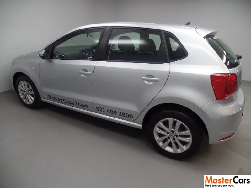 Used Volkswagen Polo Vivo 1 4 Comfortline 5 Door For Sale