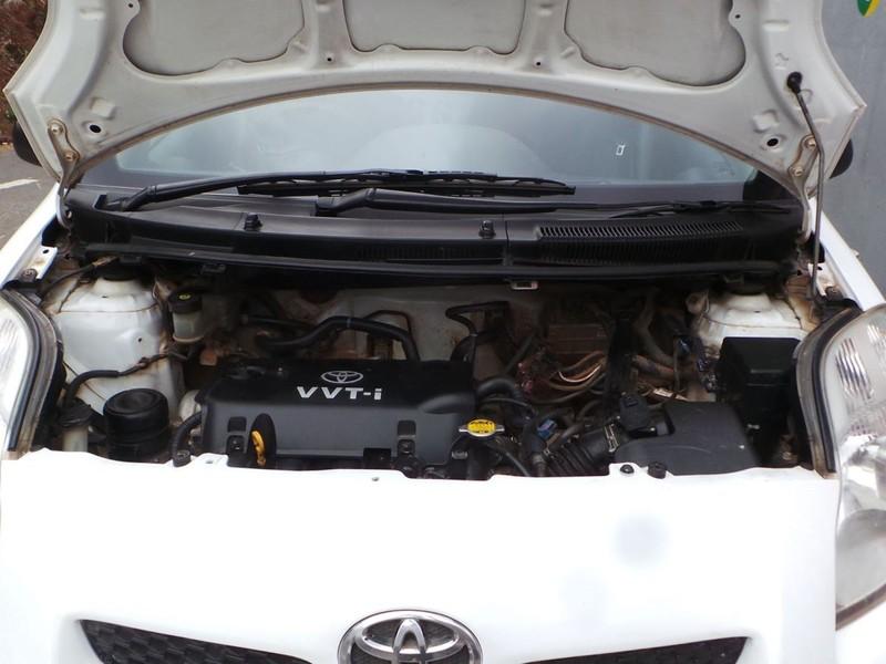 Sparks Toyota Service U003eu003e Used Toyota Yaris Zen3 Ac 5 Dr For Sale In Kwazulu