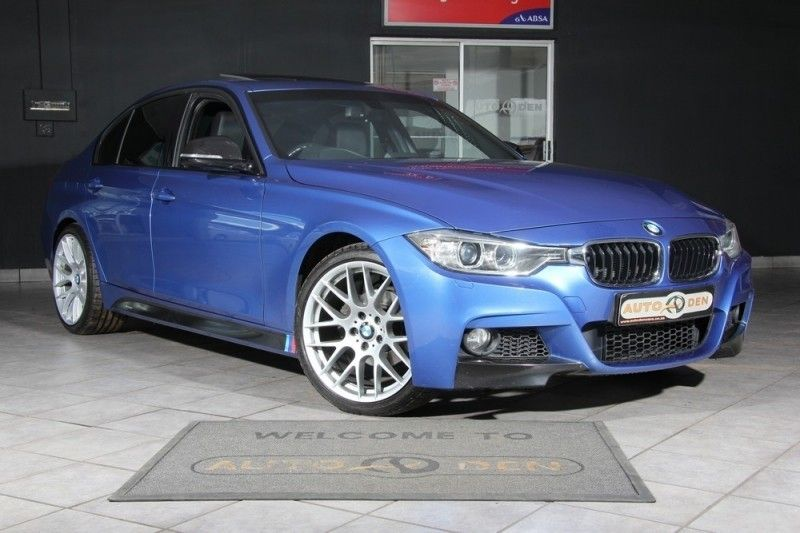 used bmw 3 series 320i m sport line a t f30 for sale in north west province id. Black Bedroom Furniture Sets. Home Design Ideas