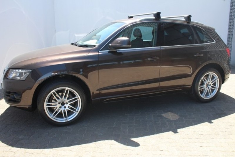 Used Audi Q5 2 0 Tdi S Quattro S Tronic For Sale In