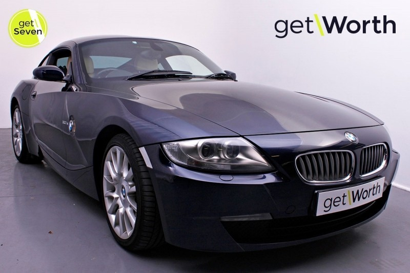Used Bmw Z4 3 0si Coupe For Sale In Western Cape Cars Co Za Id 3233259