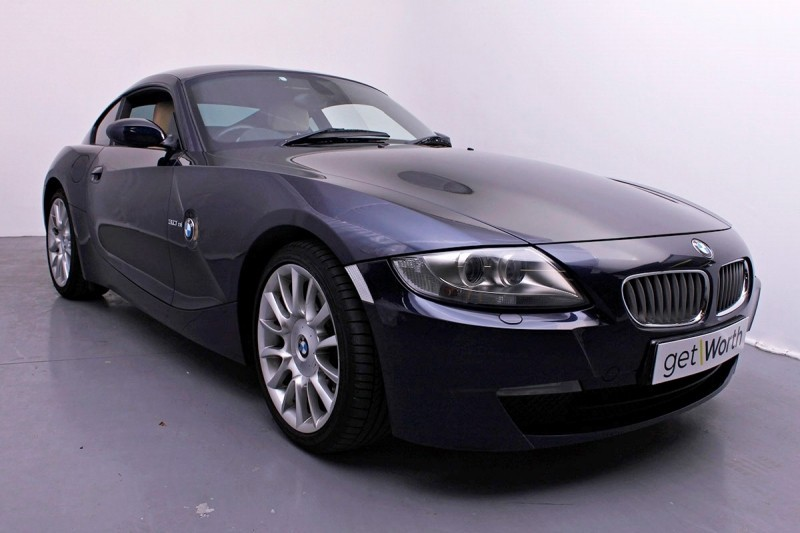 Used Bmw Z4 3 0si Coupe For Sale In Western Cape Cars Co