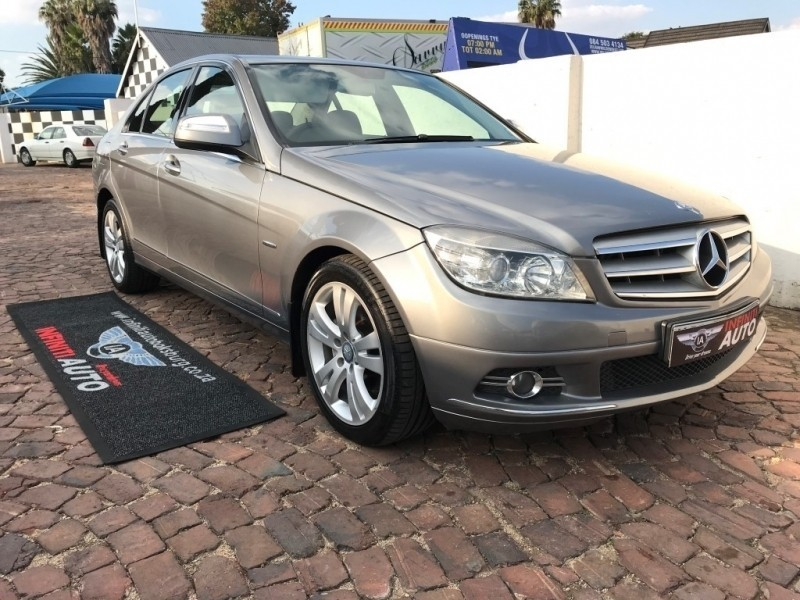 Used Mercedes Benz C Class C220 Cdi Avantgarde A T For