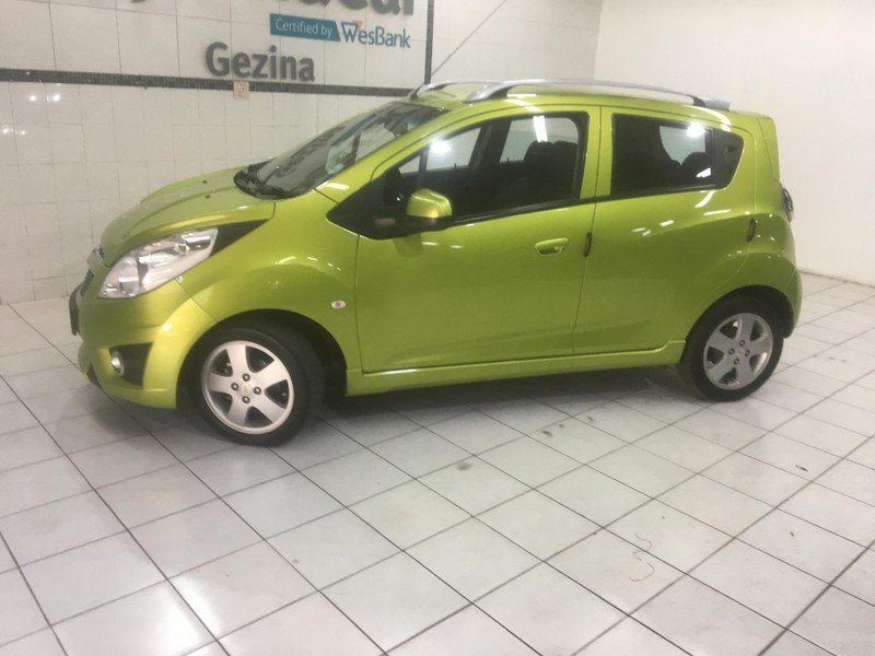 2013 Chevrolet Spark Ls Auto In Houston Tx: Used Chevrolet Spark 1.2 Ls 5dr For Sale In Gauteng