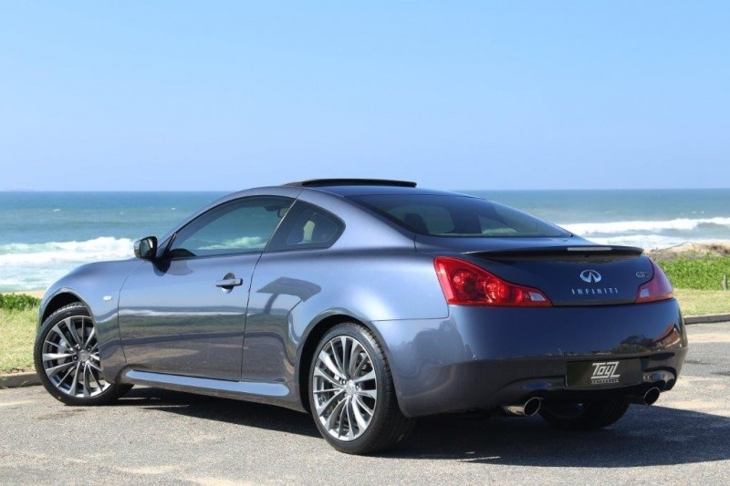 used infiniti g g37 coupe s premium for sale in kwazulu natal id 3234195. Black Bedroom Furniture Sets. Home Design Ideas