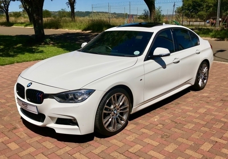 used bmw 3 series 328i m sport line a t f30 for sale in kwazulu natal id 3236053. Black Bedroom Furniture Sets. Home Design Ideas
