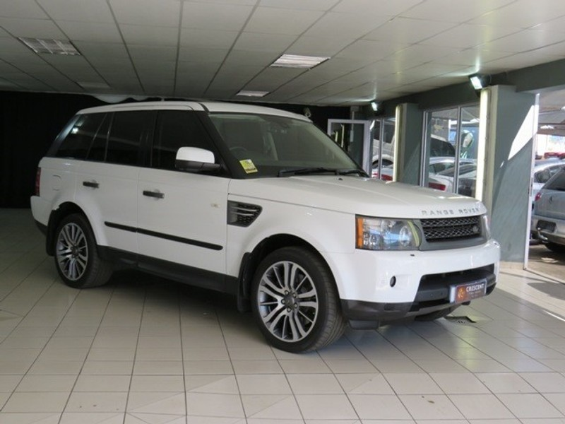 Used Land Rover Range Rover Sport 3 0 D Hse For Sale In