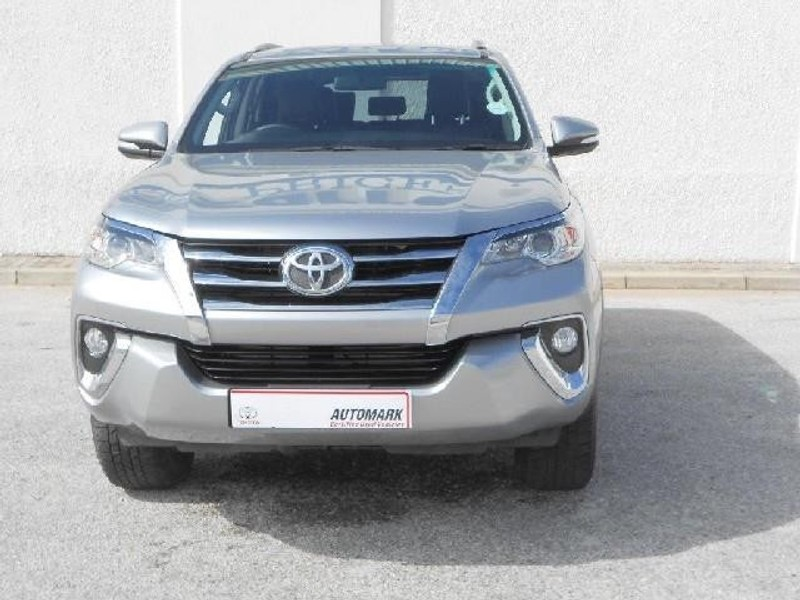 Used toyota fortuner 2 4gd 6 r b auto for sale in eastern for Easterns automotive group eastern motors