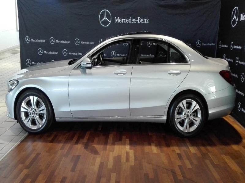 Used Mercedes Benz C Class C180 Avantgarde Auto For Sale In Western Cape Cars Co Za Id 3237479