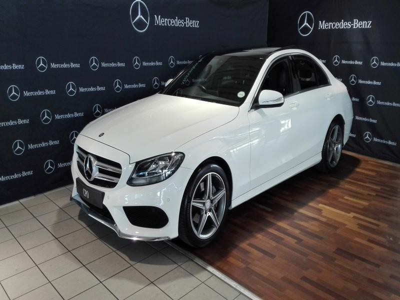 Used mercedes benz c class c180 amg line auto for sale in for 2015 mercedes benz c class for sale