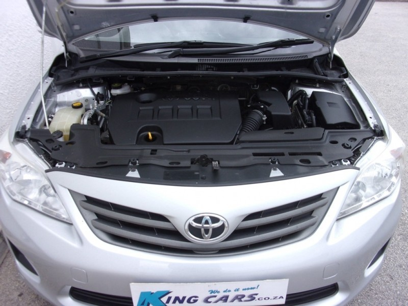 Used Toyota Corolla 1.6 Professional For Sale In Eastern