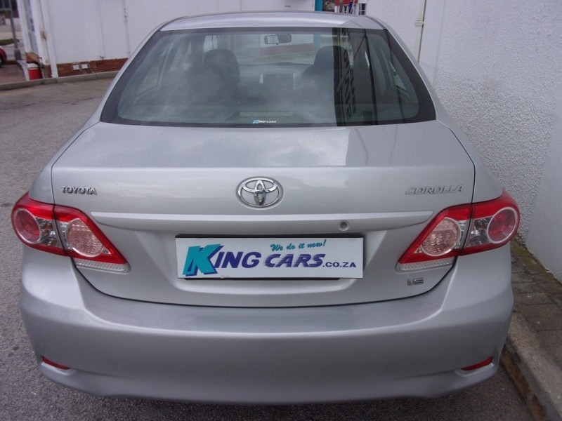 Used Toyota Corolla 1 6 Professional For Sale In Eastern