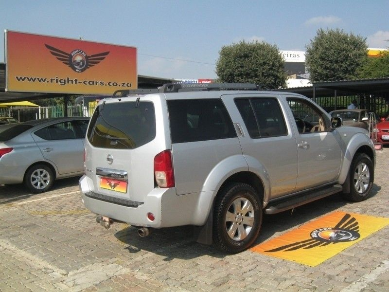 Used Nissan Pathfinder 4 0 V6 A T L11 14 For Sale In Gauteng Cars Co Za Id 3239545