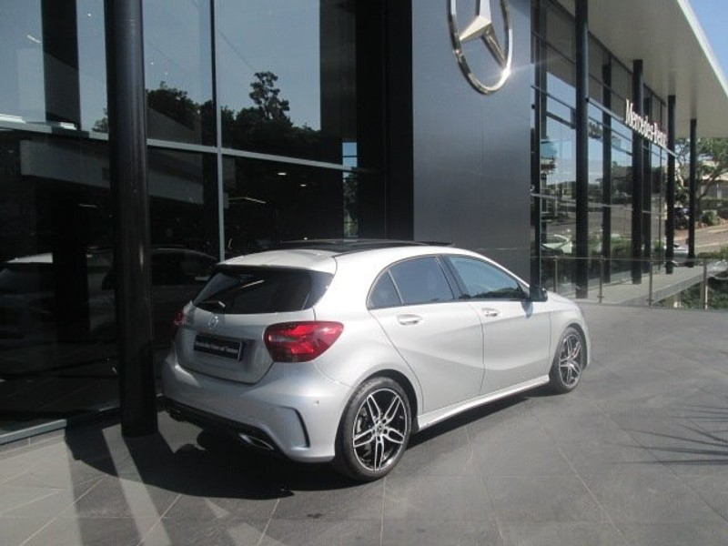 Used Mercedes Benz A Class A 200 Amg Auto For Sale In