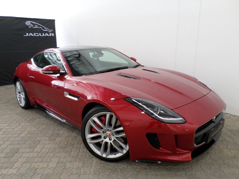 used jaguar f type r 5 0 v8 s c coupe for sale in western cape id 3242795. Black Bedroom Furniture Sets. Home Design Ideas