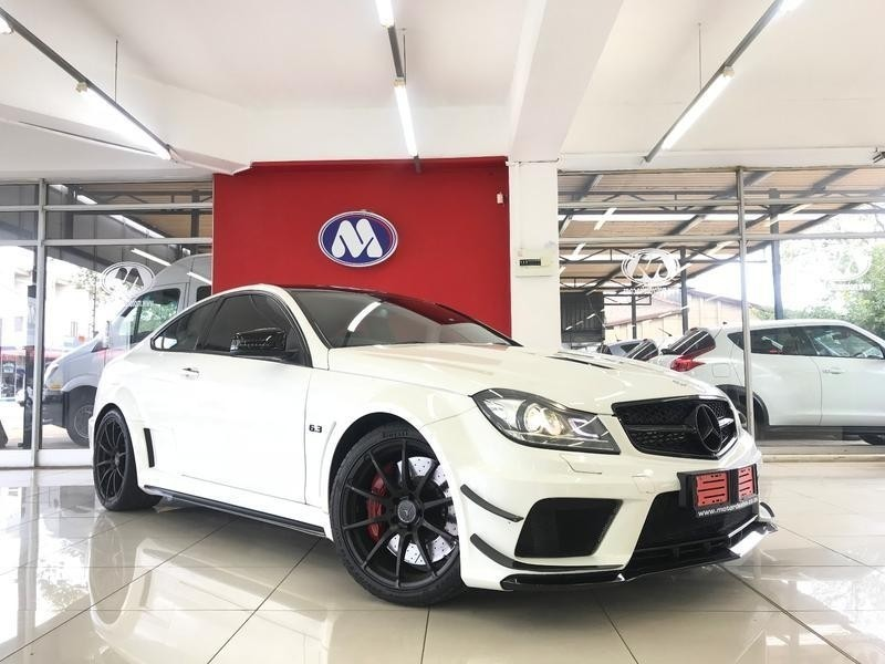 used mercedes benz c class c63 amg for sale in gauteng id 3245465. Black Bedroom Furniture Sets. Home Design Ideas