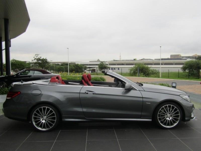 Used mercedes benz e class e500 cabriolet for sale in for Mercedes benz e class cabriolet for sale