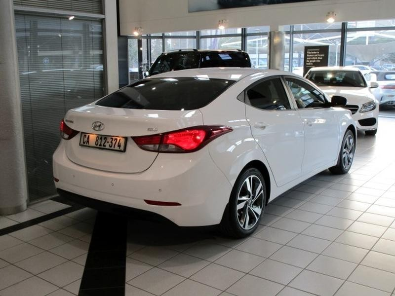 Used hyundai elantra 1 6 premium auto for sale in western for Hyundai motor finance payoff phone number