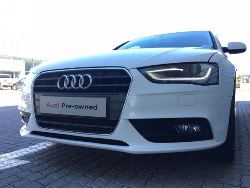Used audi a4 se for sale in western cape for Audi a4 1 8 t motor for sale
