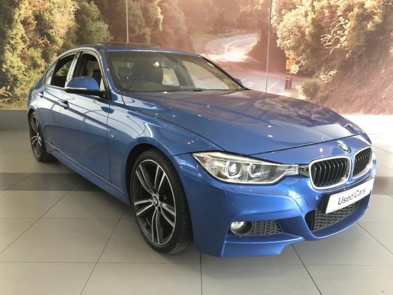 Used Bmw 3 Series 320i M Sport Line A T F30 For Sale In