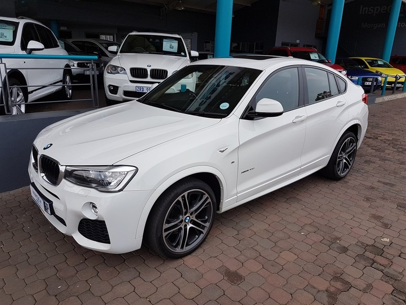 used bmw x4 xdrive20d m sport for sale in gauteng id 3254643. Black Bedroom Furniture Sets. Home Design Ideas