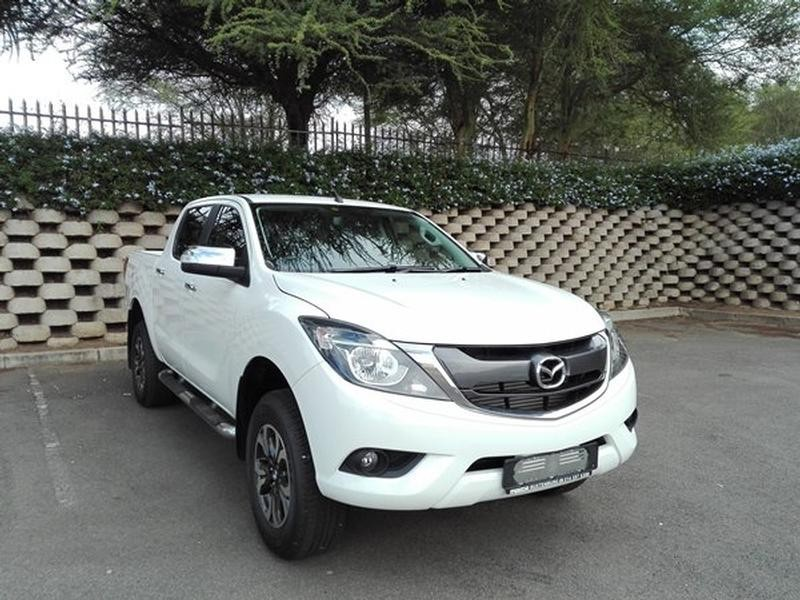 Used mazda bt 50 2 2 tdi sle auto double cab bakkie for for South motors mazda service